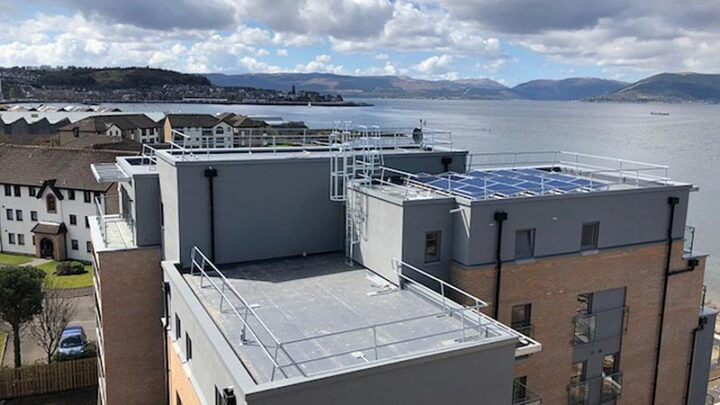 APS Flatted-Development-Greenock